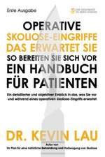 Operative Skoliose-Eingriffe - Das Erwartet Sie - So Bereiten Sie Sich VOR