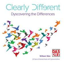 Clearly Different: Dyscovering the Differences