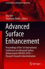 Advanced Surface Enhancement