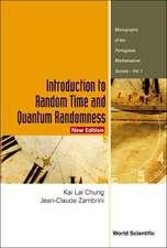 Introduction to Random Time and Quantum Randomness