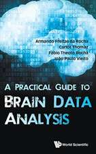 A Practical Guide to Brain Data Analysis