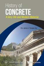 History of Concrete: A Very Old and Modern Material