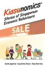 Kiasunomics (c): Stories Of Singaporean Economic Behaviours