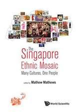 The Singapore Ethnic Mosaic