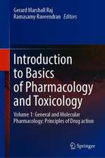 Introduction to Basics of Pharmacology and Toxicology: Volume 1: General and Molecular Pharmacology: Principles of Drug Action