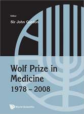 Wolf Prize in Medicine 1978-2008 2 Volume Set [With CDROM]