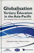 Globalisation and Tertiary Education in the Asia-Pacific
