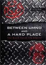 Between Umno and a Hard Place:  The Najib Razak Era Begins
