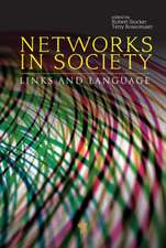 Networks in Society:  Links and Language
