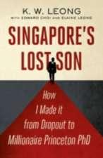 Singapore's Lost Son