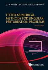 Fitted Numerical Methods for Singular Perturbation Problems