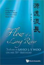 Flow of a Long River:  Tributes to Savio L-Y Woo on His 70th Birthday
