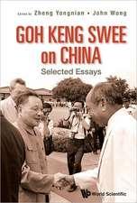 Goh Keng Swee on China