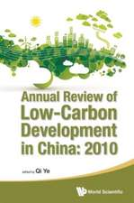 Annual Review of Low-Carbon Development in China