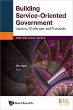 Building Service-Oriented Government