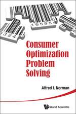 Consumer Optimization Problem Solving:  Roles and Mechanisms of Metals in Functional Proteins
