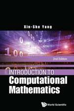 Introduction to Computational Mathematics (2nd Edition)