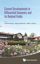 Current Developments in Differential Geometry and Its Related Fields - Proceedings of the 4th International Colloquium on Differential Geometry and It