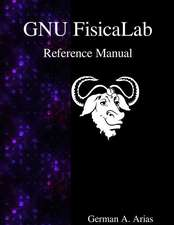 Gnu Fisicalab Reference Manual