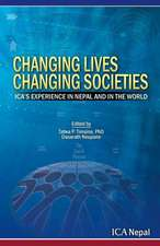 Changing Lives Changing Societies